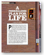 A Personalized Plan for Life